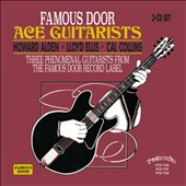 Lloyd Ellis/Howard Alden/Cal Collins: Famous Door: Ace Guitarists