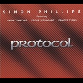 Simon Phillips (Drums): Protocol III [Digipak]