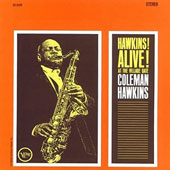 Coleman Hawkins: Hawkins Alive at the Village Gate