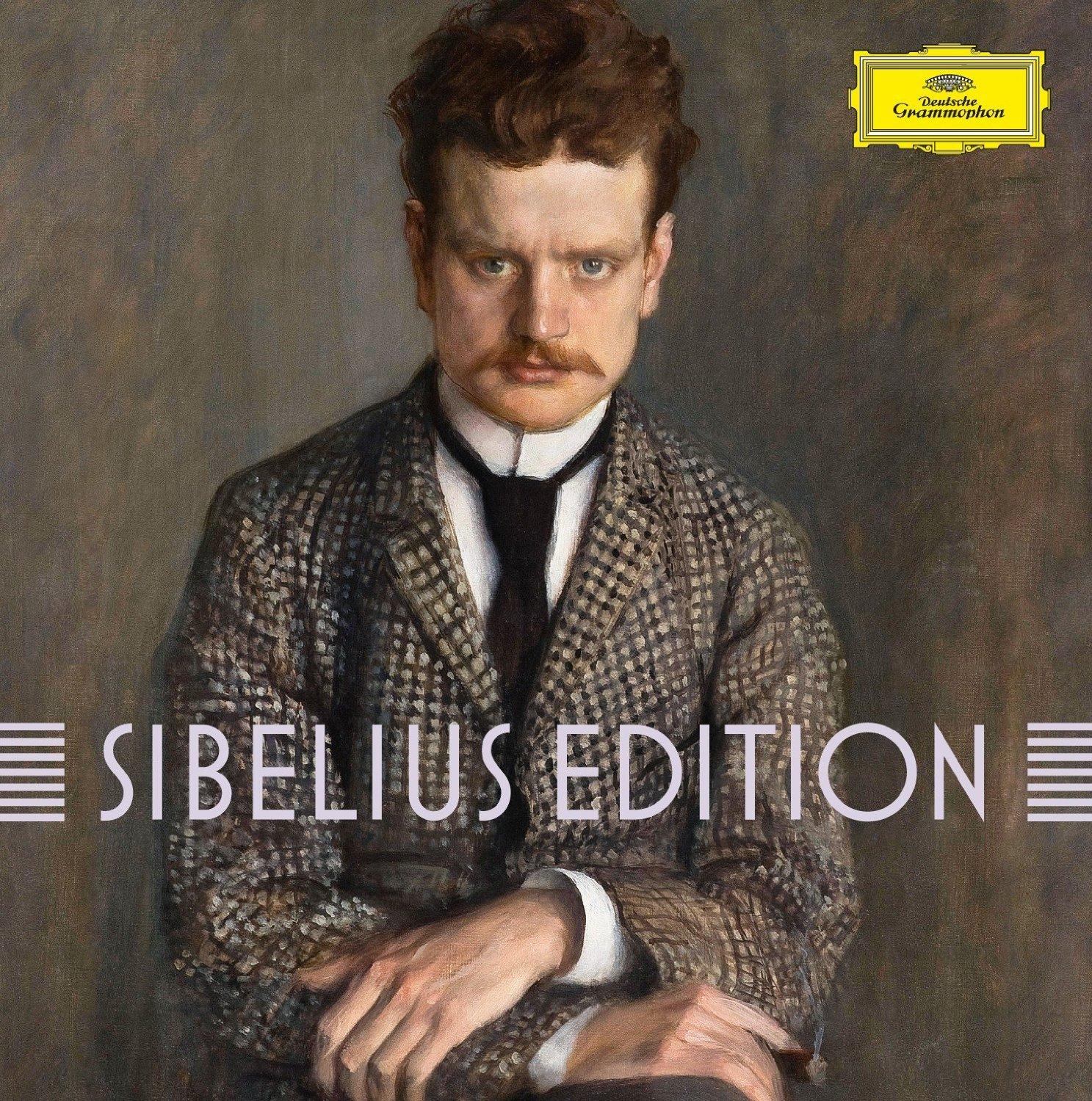Sibelius Edition - all the composer's important works including the 7 symphonies, 'Kullervo', tone poems, concertos, stage music & songs / Anne- Sophie Mutter, violin [14 CDs]