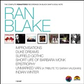 Ran Blake: Ran Blake: The Complete Remastered Recordings [Box]