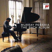 The Bach Album - Highlights from English Suites; Keyboard Concertos; Italian Concerto; Goldberg Variations; Partiatas / Murray Perahia, piano