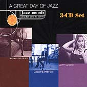 Various Artists: Jazz Moods: A Great Day of Jazz [Box]