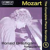 Mozart: The Complete Piano Sonatas / Ronald Brautigam