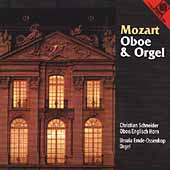 Mozart - Oboe & Orgel / Schneider, Emde-Ossenkop
