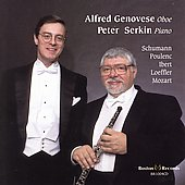 Chamber Music with Oboe / Genovese, Serkin