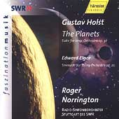 Faszination Musik - Holst: The Planets;  Elgar / Norrington