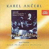Ancerl Gold Edition 12 - Martinu: Piano Concerto, etc
