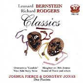 Classics - Bernstein, Rodgers, etc / Pierce, Jonas