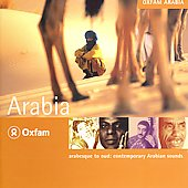 Various Artists: Oxfam Arabia: Arabesque to Oud - Contemporary Arabian Sounds