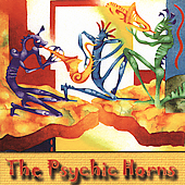 The Psychic Horns: The Psychic Horns