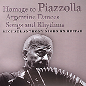 Homage to Piazzolla - Pujol, Crespo, et al / Nigro