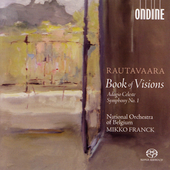 Rautavaara: Book of Visions, etc / Franck, et al