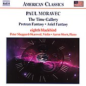 American Classics - Moravec: Time Gallery, etc