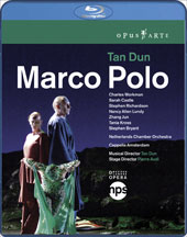 Tan Dun: Marco Polo / Dun/Netherlands CO, Workman, Castle, Richardson [Blu-Ray]