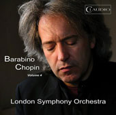 Chopin: Piano Concerto No. 2; Berceuse; Mazurkas / Adolfo Barabino, piano; London SO; Reynolds