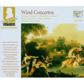 250 Years - Mozart: Wind Concertos / Leppard, Markiz, et al