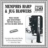 Various Artists: Memphis Harp & Jug Blowers (1927-1939)