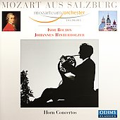 Mozart: Horn Concertos, etc / Bolton, Hinterholzer, et al
