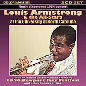 Louis Armstrong: Live at the University of North Carolina