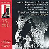 Festspieldokumente - Mozart: Operas / Hager, et al