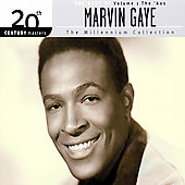 Marvin Gaye: The Best Of Marvin Gaye Vol. 1 - The 60's: 20th Century Masters Of The Millennium Collection [Digipak]