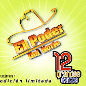 El Poder del Norte: 12 Grandes Exitos, Vol. 2 [Limited]