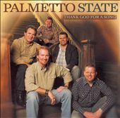The Palmetto State Quartet: Thank God for a Song *