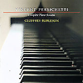 Persichetti: Complete Piano Sonatas / Burleson