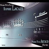 Lacaze: Works with Flutes / Artaud, et al