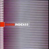 Various Artists: Index 03 [Slipcase]