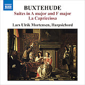 Buxtehude: Harpsichord Music Vol 3 / Lars Ulrik Mortensen