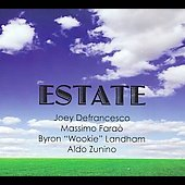 Joey DeFrancesco: Estate [Digipak]