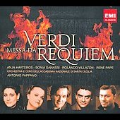 Giuseppe Verdi: Messa da Requiem / Antonio Pappano, et al