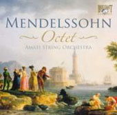 Mendelssohn: Octet / Amati String Orchestra