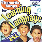 Various Artists: Thematic Songs For Learning Language, Vol. 1