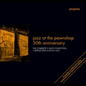 Arne Domnérus: Jazz at the Pawnshop [30th Anniversay Box] [Box]