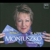Moniuszko: Piesni - Songs / Jadwiga Rappe