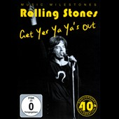 The Rolling Stones: Music Milestones Get Yer Ya Yas Out [DVD]