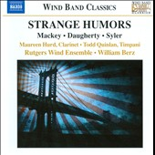 Strange Humors / Music for Winds