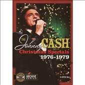 Johnny Cash: Johnny Cash Christmas Special 1976-1979 [Box Set]