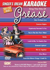 Karaoke: Karaoke: Grease Hits