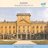 Haydn: String Quartets Op. 33 Nos. 1-6 / Coull Quartet