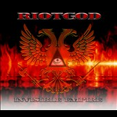 Riotgod: Invisible Empire [Digipak]