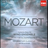 Mozart: Complete Music for Wind Instruments / Dieter Klocker, Consortium Classicum
