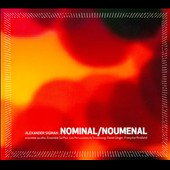 Alexander Sigman: Nominal / Noumenal