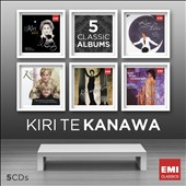Five in One: Kiri Te Kanawa - Five Classic Albums