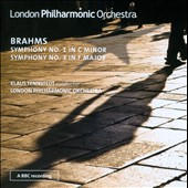 Brahms: Symphonies Nos. 1 & 3 / Klaus Tennstedt, London PO