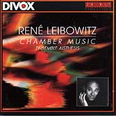 Leibowitz: Chamber Music / Nussbaum, Ensemble Aisthesis