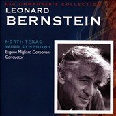 Bernstein: JFK Fanfare; Candide, overture; On the Waterfront, suite; Divertimento; Suite from Mass; West Side Story symphonic dances